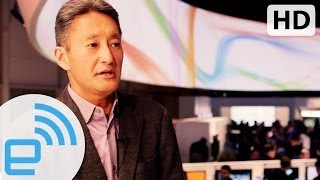Sony CEO Kazuo Hirai discusses
