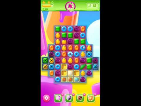 Candy Crush Jelly Saga Level 181 - NO BOOSTERS