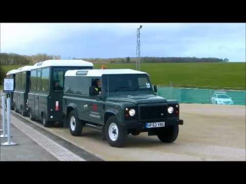 The Stonehenge Tour Bus From Salisbury