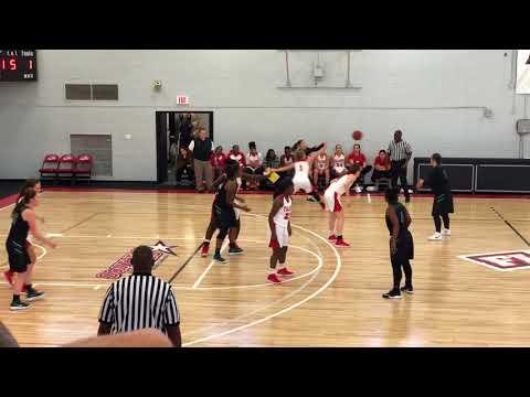 Sarah Basketball 11 4 2017