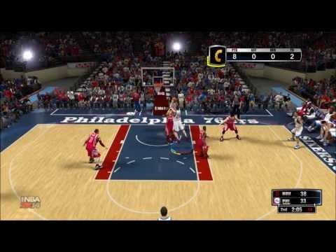NBA 2K14 MyCareer- Turnovers are Killers