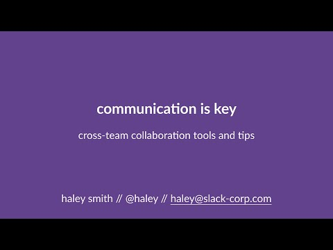 Enabling Android Teams: Communication Is Key by Haley Smith