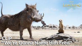 Download ″We're Gonna Name Him Fred″ Clip | The Lion King Video