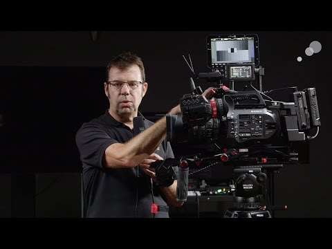At the Bench: Sony FS7 Rigging Options