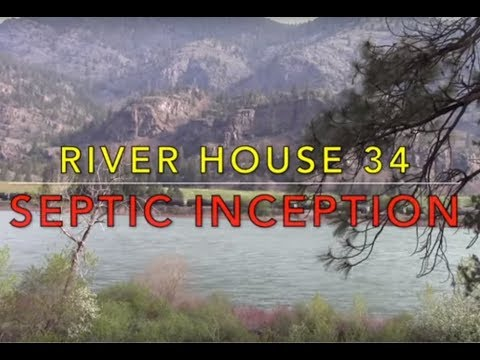 River House 34 - Septic Insception