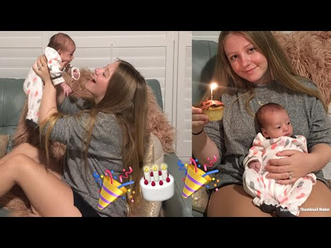 Happy (would be) Birthday! | Teen Mom Vlog
