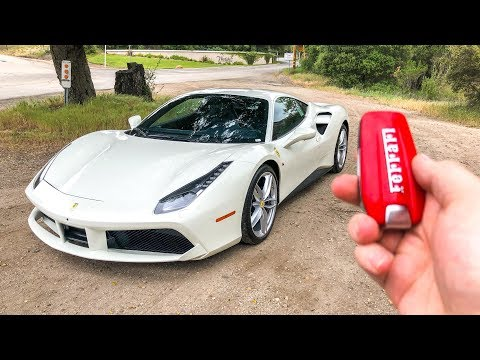 What It's Like To Drive The NEW Ferrari 488 GTB! (POV)