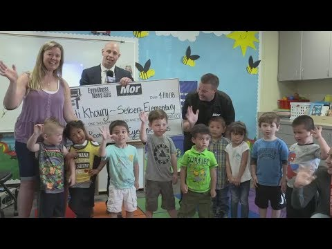 One Classroom at a Time: Seibert Elementary