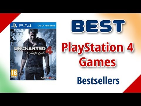 Best Playstation 4 Games in India with Price as on 2018