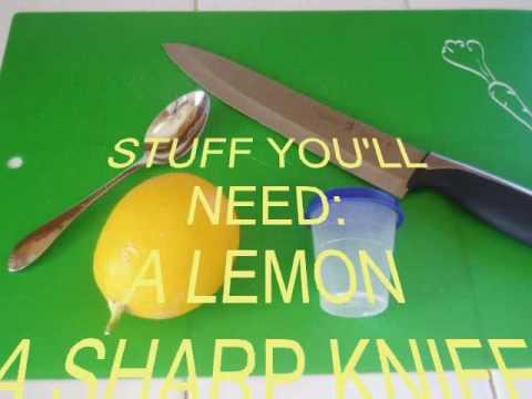 Foolproof Lemon Zest