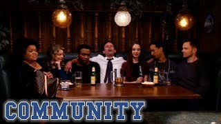 Mr. Stone's True Identity (Credits Scene) | Community