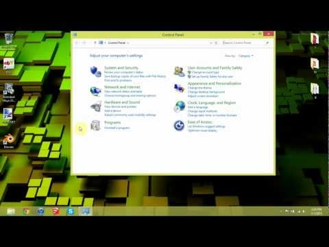 Simple - How to update your video card driver in Windows 8