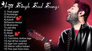 Arijit Singh All Sad Songs Collection 2020 | Good Night Sad Song Jukebox