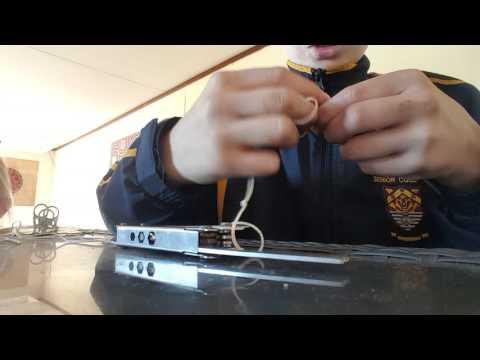 how to make Scorpion's Stinger