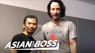 Meet The Indonesian Martial Artist Who Fought Keanu Reeves In John Wick | EVERYDAY BOSSES #61