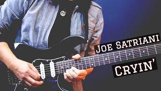 Cryin' - Joe Satriani (Cover) by Jack Thammarat