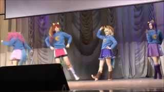 My Little Pony: Equestria Girls - Scarlet Project