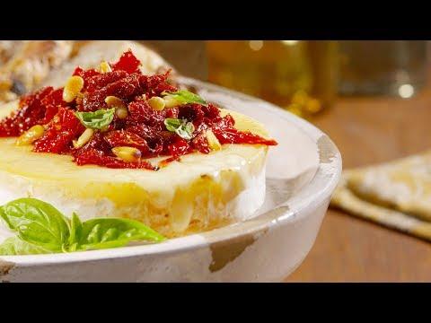 Mediterranean Brie Recipe