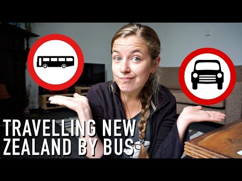 PROS AND CONS OF TRAVELLING NEW ZEALAND BY BUS