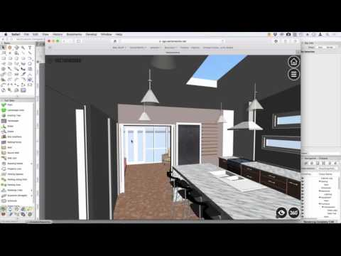 Podcast 221 - Exporting web view using Vectorworks 2017