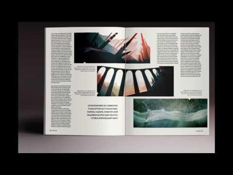Design Magazine 10 Indesign Template