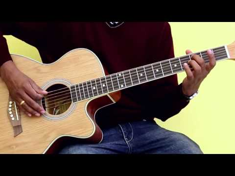 How To Play - C Major Scale - Guitar Lesson For Beginners