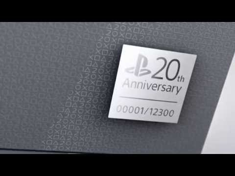 EXCLUSIVE 20th Anniversary Limited Edition PS4 | #20YearsOfPlay