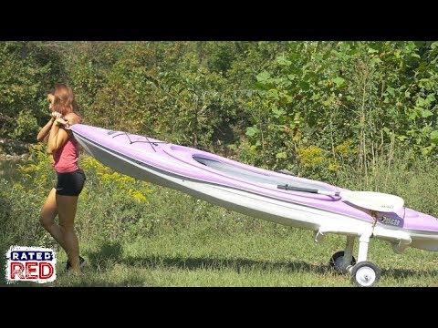 How to Build a PVC Kayak Cart