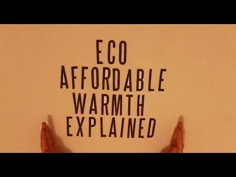 ECO Affordable Warmth Explained