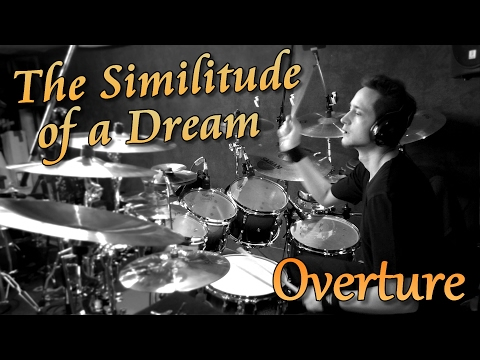Neal Morse - Overture - The Similitude of a Dream   DRUM COVER by Mathias Biehl