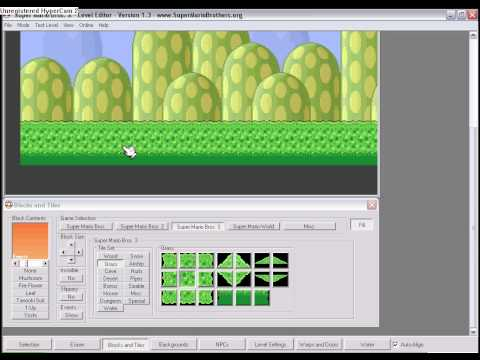 SMBX Tutorial: Super Mario Bros X Level Editor Tutorial from scratch
