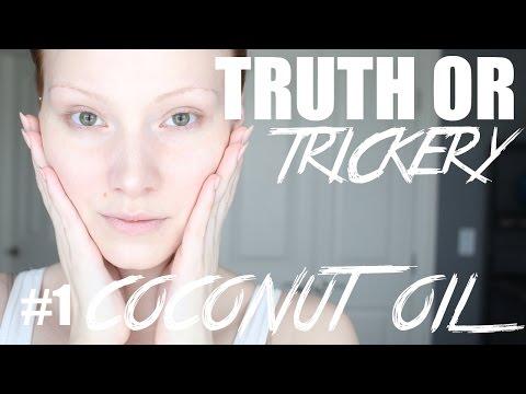 Coconut Oil SKIN CARE   Part 1
