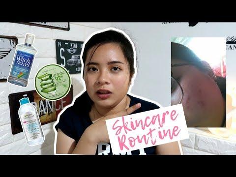 Skincare Routine 2018 PH (Oily & Acne-prone Skin)