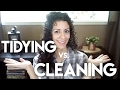 Tidying vs. Cleaning: What's the difference?