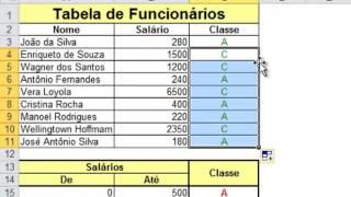 Excel 2010   Função PROCV