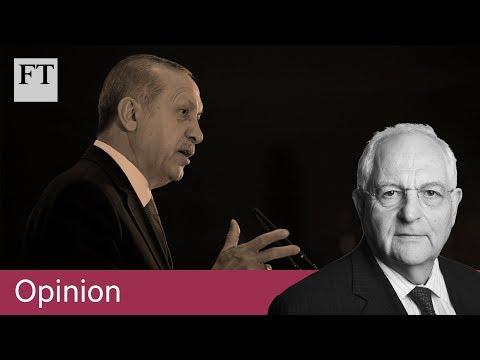 Martin Wolf: why Erdogan in Turkey has not calmed the markets
