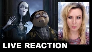 The Addams Family 2019 Trailer REACTION