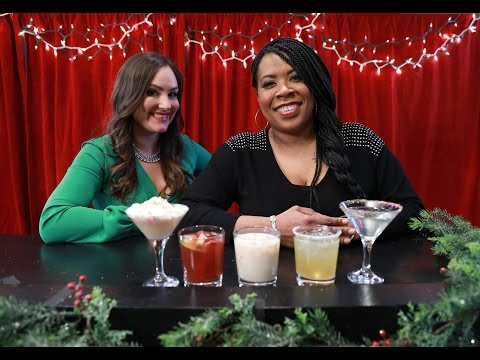 Holiday Cocktails with Heather B.