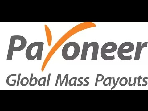 Create Payoneer account (Master card) without Bank Account