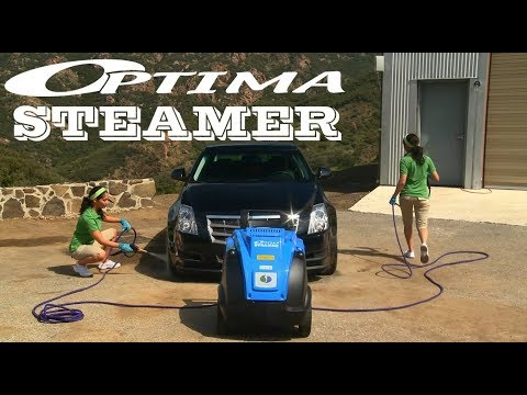 The World's Best-Selling Steam Car Wash Machine (Full Version)