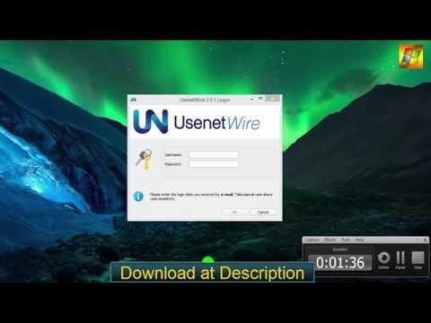 Usenet Wire 2.3.1