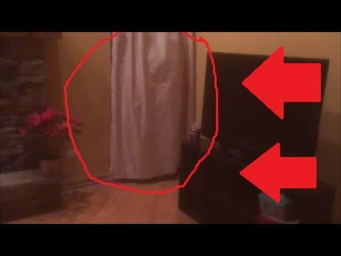 STALKER IN MY HOUSE (REAL) (no clickbait)