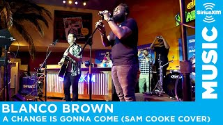 Blanco Brown - A Change Is Gonna Come/Tennessee Whiskey (Sam Cooke Cover) [Live @ Margaritaville]