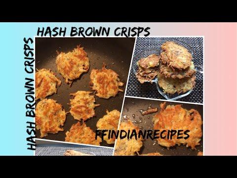 Hash brown Crisps/Dunkin's Hash browns