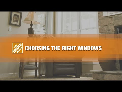 Choosing the Right Windows