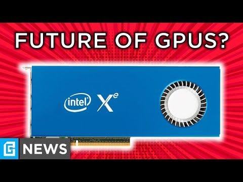NEW Intel GPUs Get Petaflops, First 3rd Gen Ryzen Benchmarks!