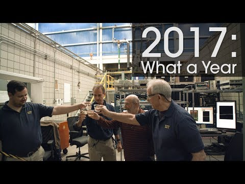 2017: What a Year!