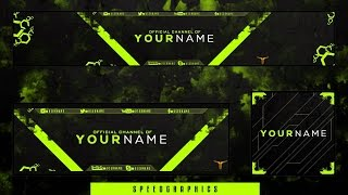 Free Multi Gaming Banner Template And Twitter Header Jpg 320x180 Gfx Psd