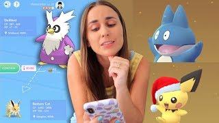 Cheating to get my SHINY DELIBIRD? Sydney Shiny Hunting in Pokémon GO!