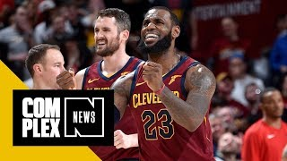 LeBron James Reaffirms Greatness With Historic Performance Against Raptors
